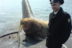 Mors na wyrzutni balistycznej